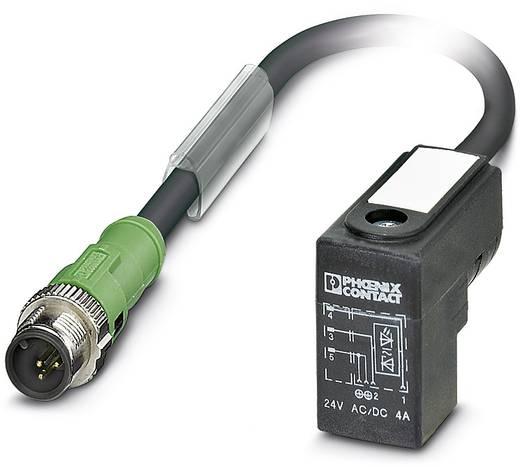 Phoenix Contact SAC-3P-M12MS/0,6-PUR/C-1L-Z SAC-3P-M12MS/0,6-PUR/C-1L-Z - sensor-/actorkabel Inhoud: 1 stuks