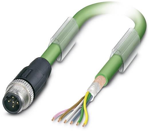 Phoenix Contact SAC-5P-M12MSB/ 2,0-900 SAC-5P-M12MSB/ 2,0-900 - bussysteemkabel Inhoud: 1 stuks