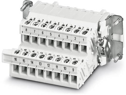 HC-B 16-A-UT-PEL-F - Terminal Adapter HC-B 16-A-UT-PEL-F Phoenix Contact Inhoud: 5 stuks