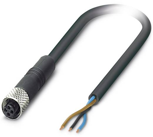 Phoenix Contact SAC-3P- 1,5-PUR/M5FS Sensor-/actorkabel Inhoud: 1 stuks