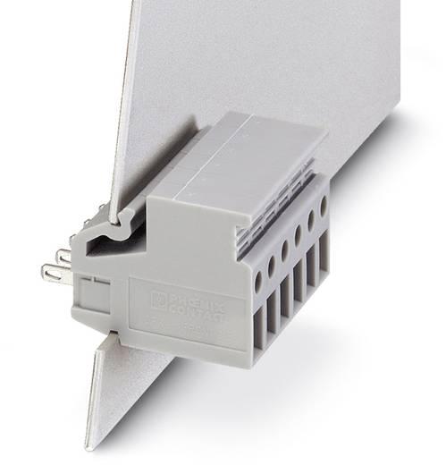 Phoenix Contact DFK-2,8-FRONT 2,5 DFK-2,8-FRONT 2,5 - Doorvoerklem Grijs Inhoud: 50 stuks