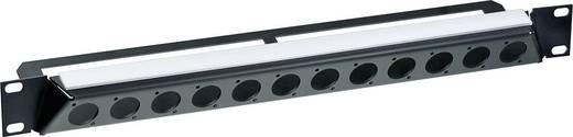 Neutrik NZP1RU-12 Glasvezelconnnector, accessoire Paneel