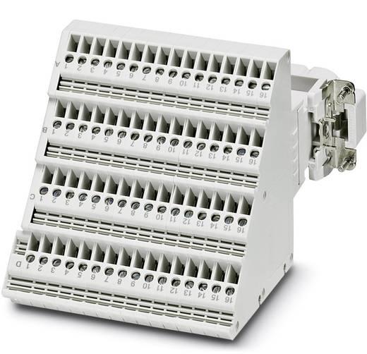 HC-D 64-A-UT-PER-M - Terminal Adapter HC-D 64-A-UT-PER-M Phoenix Contact Inhoud: 1 stuks