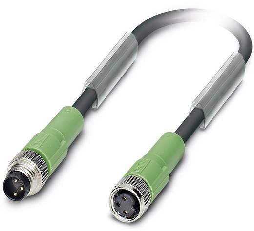 Phoenix Contact SAC-3P-M 8MS/ 1,0-PUR/M 8FS Sensor-/actorkabel Inhoud: 1 stuks