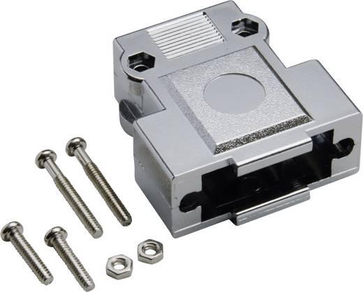 BKL Electronic 10120249 D-SUB behuizing Aantal polen: 25 Kunststof, gemetalliseerd 180 ° Zilver 1 stuks