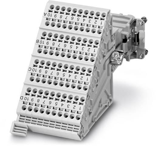 HC-D 40-A-TWIN-PEL-F - Terminal Adapter HC-D 40-A-TWIN-PEL-F Phoenix Contact Inhoud: 4 stuks