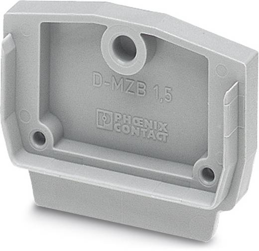 Phoenix Contact D-MZB 1,5 D-MZB 1,5 - afsluitdeksel 50 stuks