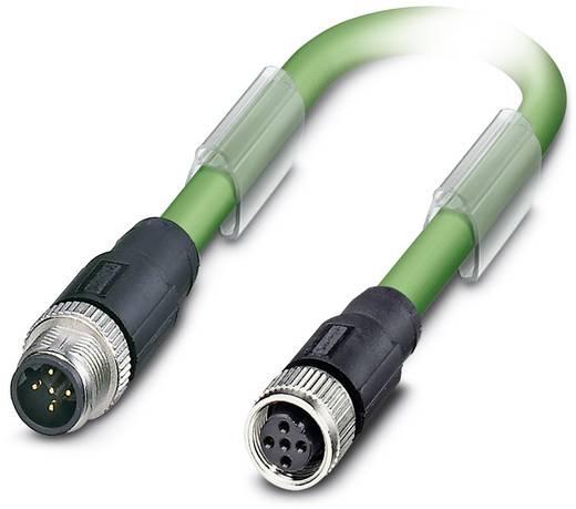 Phoenix Contact SAC-5P-M12MSB/ 2,0-900/M12FSB 1507191 SAC-5P-M12MSB/ 2,0-900/M12FSB - bussysteemkabel Inhoud: 1 stuks