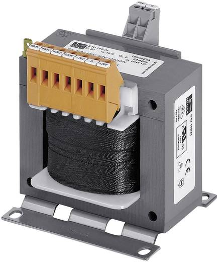 Block STU 800/24 Stuurtransformator, Scheidingstransformator, Veiligheidstransformator 800 VA 33.33 A