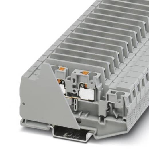 Phoenix Contact PTTB 4-L 1000V PTTB 4-L 1000V - Doorgangsklem Grijs Inhoud: 50 stuks