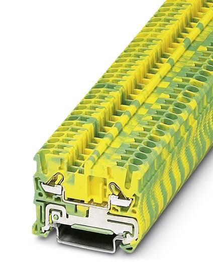 Phoenix Contact DT 2,5-PE DT 2,5-PE - aardklem met directe aansluiting Groen-geel Inhoud: 50 stuks