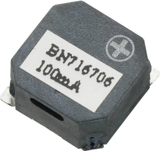 Magnetische signaalgever zonder elektronica Geluidsontwikkeling: 87 dB 4 - 7 V/DC Inhoud: 1 stuks