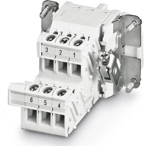 HC-B 6-A-UT-PEL-F - Terminal Adapter HC-B 6-A-UT-PEL-F Phoenix Contact Inhoud: 5 stuks