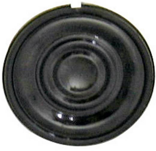 Miniatuurluidspreker Geluidsontwikkeling: 89 ± 3 dB 8 Ω Nominale belastbaarheid: 0.5 W 560 Hz ± 20 % Inhoud: 1 stuks