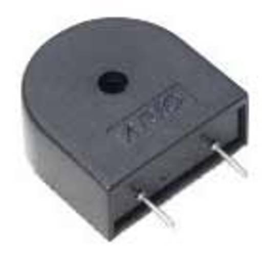 Piëzo-signaal Geluidsontwikkeling: 92 dB Spanning: 9 V Continu 716817 1 stuks