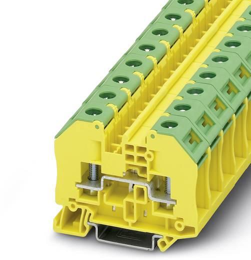 Phoenix Contact RT 5-PE RT 5-PE - boutaansluitklem Groen-geel Inhoud: 50 stuks