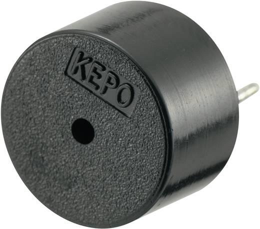 Piezo-signaalgever KP-serie Geluidsontwikkeling: 80 dB 12 V/DC Inhoud: 1 stuks