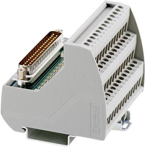VIP-3 / SC / D50SUB / M / LED - overdracht module VIP-3 / SC / D50SUB / M / LED Phoenix Contact Inhoud: 1 stuks