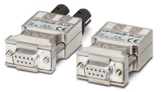 Phoenix Contact OPTOSUB-PLUS-K/OUT Glasvezelconverter Glasvezeladapter