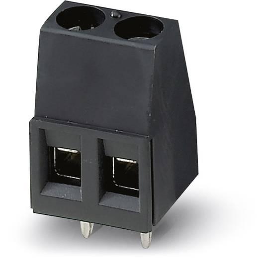 Klemschroefblok 1.50 mm² Aantal polen 2 MKDS 1,5/ 2 HT BK Phoenix Contact Zwart 50 stuks