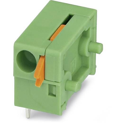Veerkachtklemblok 1.50 mm² Aantal polen 1 FFKDSA / H2-7,62 Phoenix Contact Groen 250 stuks