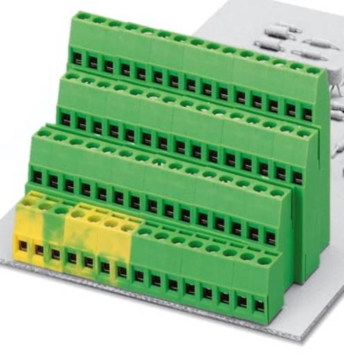 Vier niveau klem 1.50 mm² Aantal polen 12 MK4DS 1,5/ 3-5,08 Phoenix Contact Groen 50 stuks