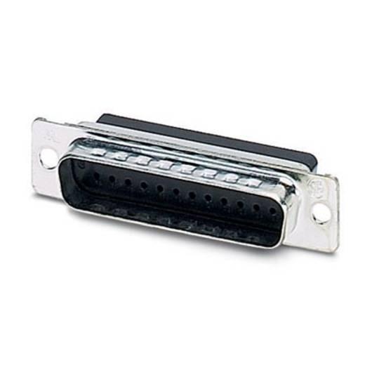 Phoenix Contact VS-25-ST-DSUB-CD-B D-SUB male connector 180 ° Aantal polen: 25 Crimp 10 stuks