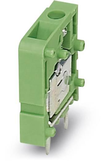 Klemschroefblok 2.50 mm² Aantal polen 1 FRONT 2,5-V/SA10 Phoenix Contact Groen 50 stuks