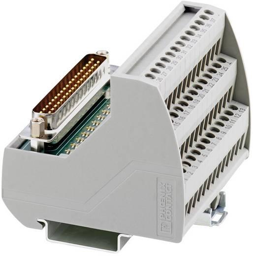 VIP-3 / SC / D37SUB / M / LED - overdracht module VIP-3 / SC / D37SUB / M / LED Phoenix Contact Inhoud: 1 stuks