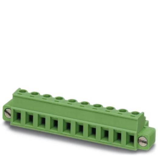 Phoenix Contact 1900895 Busbehuizing-kabel MC Totaal aantal polen 3 Rastermaat: 5.08 mm 50 stuks