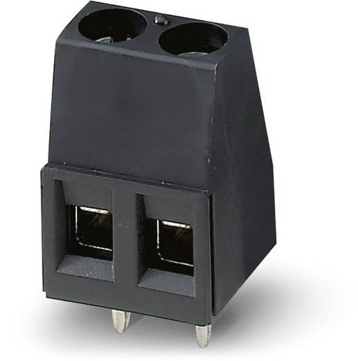 Klemschroefblok 1.50 mm² Aantal polen 2 MKDS 1,5/ 2-5,08 HT BK Phoenix Contact Zwart 50 stuks