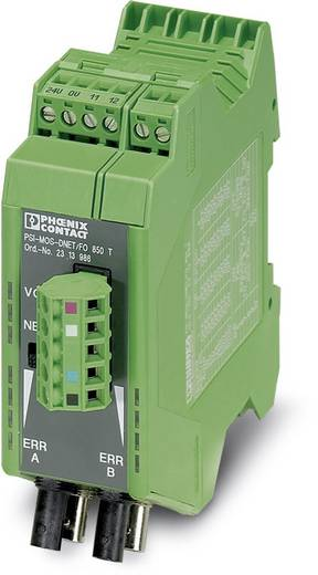 Phoenix Contact PSI-MOS-dnet / FO 850 T Glasvezelconverter Glasvezelconverter