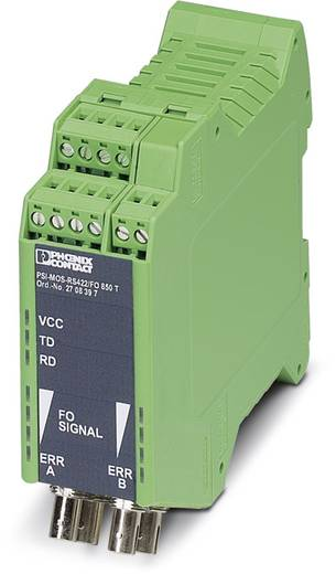 Phoenix Contact PSI-MOS-RS422/FO 850 T Glasvezelconverter Glasvezelconverter