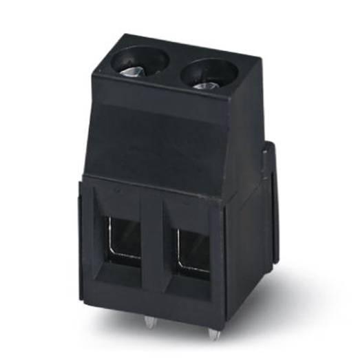 Klemschroefblok 2.50 mm² Aantal polen 2 MKDSN 2,5/ 2-5,08 HT BK Phoenix Contact Zwart 50 stuks