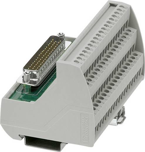 VIP-3 / SC / D50SUB / M - overdracht module VIP-3/SC/D50SUB/M Phoenix Contact Inhoud: 1 stuks