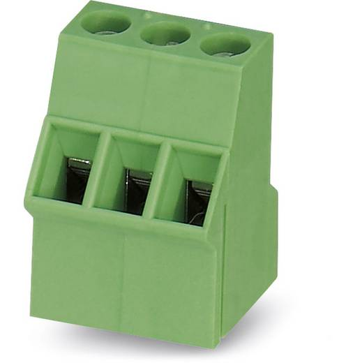 Klemschroefblok 2.50 mm² Aantal polen 2 SMKDS 2,5/ 2-5,08 BDNZ:2A03 Phoenix Contact Groen 50 stuks