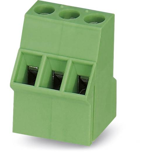 Klemschroefblok 2.50 mm² Aantal polen 2 SMKDS 2,5/2-5,08 BDNZ:2A03 Phoenix Contact Groen 50 stuks