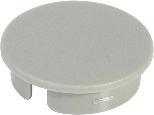 OKW A4120008 Afdekkap Grijs Geschikt voor Ronde knop 20 mm 1 stuks