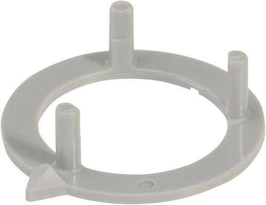 OKW A4216008 Wijzerschijf Grijs Geschikt voor Ronde knop 16 mm 1 stuks