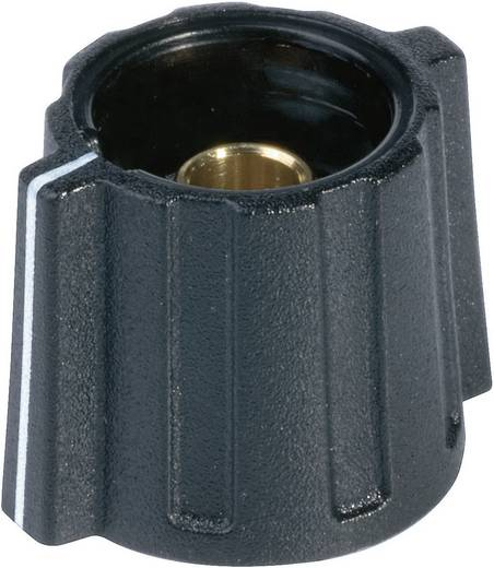 OKW A2813060 Knevelknop Zwart 1 stuks