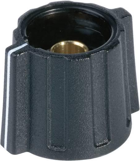 OKW A2816060 Knevelknop Zwart 1 stuks
