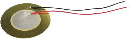 Piëzo-keramische geluidomvormer 30 V/DC 1.0 ± 0.3 kHz Inhoud: 1 stuks