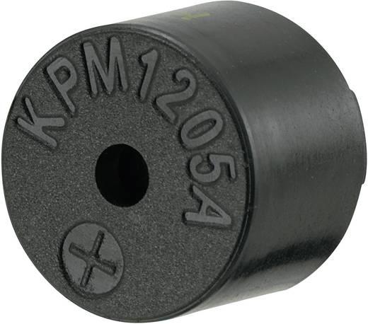 Magnetische inbouwzoemer KPM-serie Geluidsontwikkeling: 85 dB 5 V= Inhoud: 1 stuks