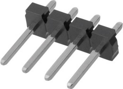 Male header (standaard) Aantal rijen: 1 Aantal polen per rij: 10 W & P Products 985-10-10-1-50 1 stuks