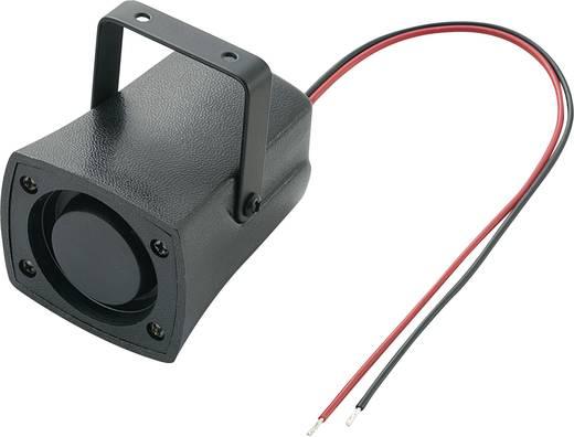 Piëzo-sirene KPS-serie Geluidsontwikkeling: 100 dB 24 V/DC Inhoud: 1 stuks