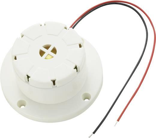 Piëzo-sirene KPS-serie Geluidsontwikkeling: 105 dB 12 V/DC Inhoud: 1 stuks