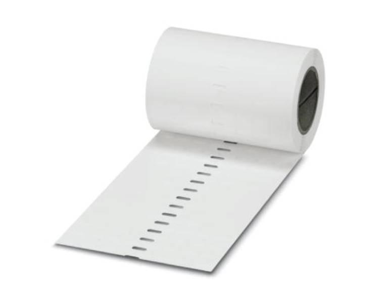 Apparaatmarkering Montagemethode: Plakken Markeringsvlak: 10 x 4 mm Geschikt voor serie Apparatuur en schakelapparatuur, Universeel gebruik Wit Phoenix Contact