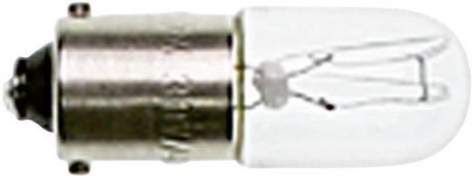 Gloeilampen 12 - 15 V Fitting: BA9s Kleurloos RAFI Inhoud: 1 stuks