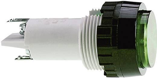 Frontplaten voor signaallampjes - Rood (transparant) RAFI Inhoud: 1 stuks