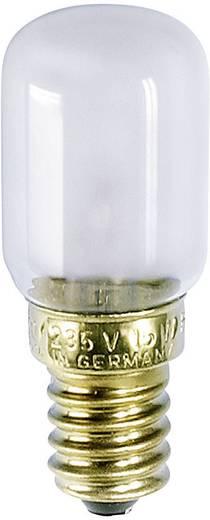 Achterlicht-buislamp 235 V 15 W 63 mA Fitting: E14 Mat Barthelme Inhoud: 1 stuks
